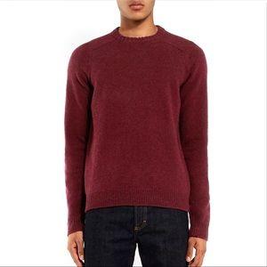 NWT MR PORTER Mr P. Virgin Wool Sweater XXL